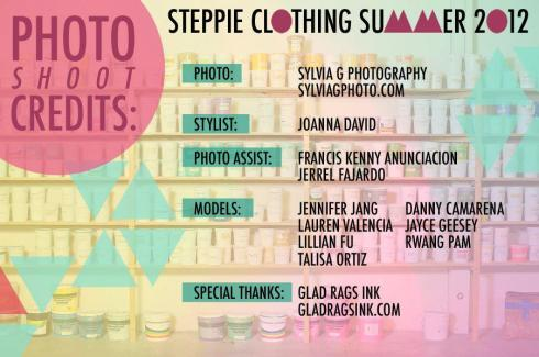 Sylvia G Photography - Steppie